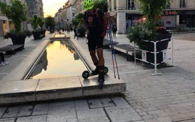 Tournée Skike France – 5 septembre 2019, visite à Amiens