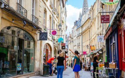 Tournée Skike France – 9 septembre 2019, visite à Caen