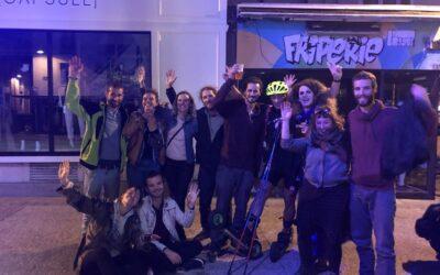 Tournée Skike France – 13 septembre 2019, visite à Brest