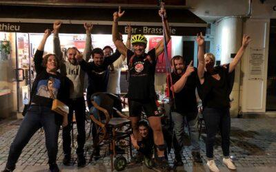 Tournée Skike France – 14 septembre 2019, visite à Quimper