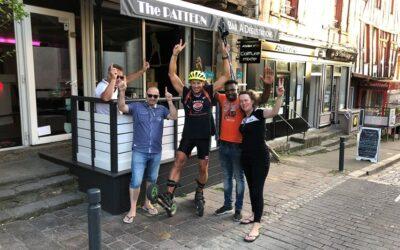 Tournée Skike France – 16 septembre 2019, visite à Vannes