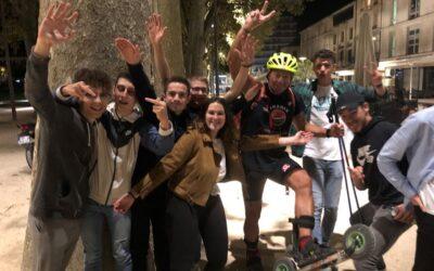 Tournée Skike France – 19 septembre 2019, visite à Niort