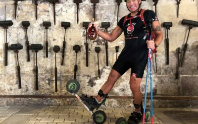 Tournée Skike France – 22 septembre 2019, visite à Cognac