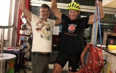 Tournée Skike France – 26 septembre 2019, visite à Tarbes