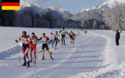 Défi de Phil pour l'hiver 2020 : parcourir 326 km en compétitions internationales en 16 jours
