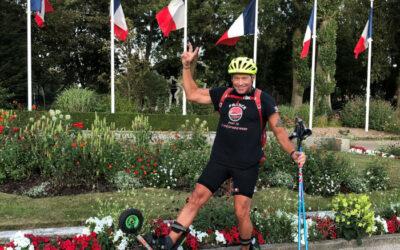 Tournée Skike France septembre 2019